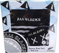 All Blacks Baby Gift Box