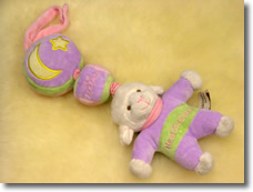 Musical Sheep Rattle