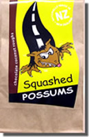 Squashed Possums