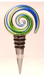 Spiral Wine Bottle Stopper