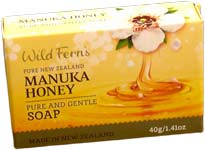Manuka Honey Guest Soap
