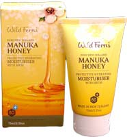 Manuka Honey Moisturiser with SPF30