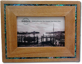 Wooden Photo Frame 6 x 4